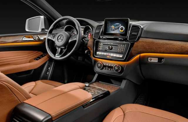 2016 Mercedes Gle Coupe Price Class With Images Mercedes