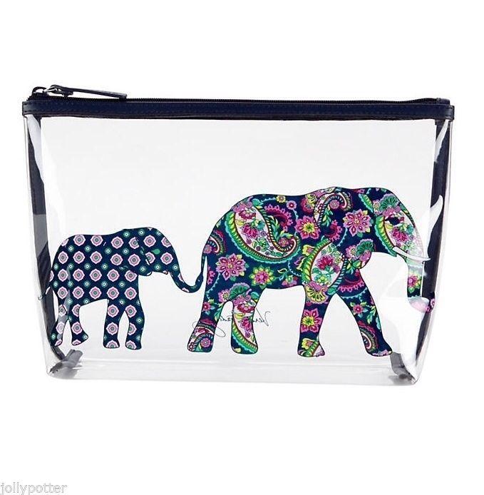 Cute Elephant Therapist Bag