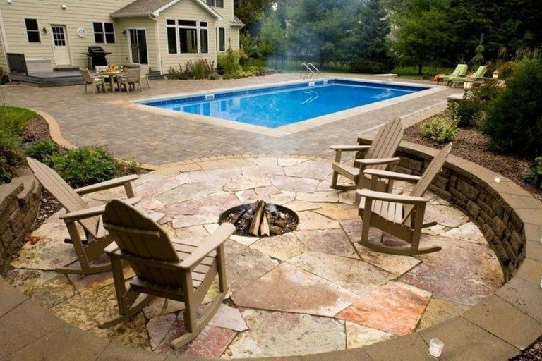 Photo of 25 DIY Fire Pit Plan Ideas with Lighting for Front Yard – homimu.com