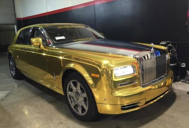 Ace of Spades the 'Rolls-Royce' of Champagne