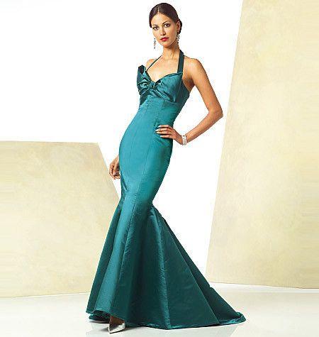 Vogue Pattern: V2931 Misses\' Dress | Advanced | by Bellville Sassoon ...