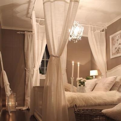 Einrichtung . Schlafzimmer IdeenRomantische ...