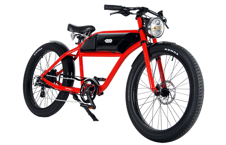 The Michael Blast Greaser Board Tracker Electric Vintage Bike Pre Sale Velosiped Velikij