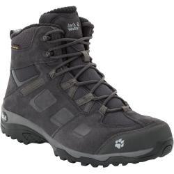 Photo of Jack Wolfskin waterproof men hiking shoes Vojo Hike 2 Wt Texapore Mid Men 47 gray Jack Wolfskin