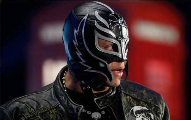 Rey-Mysterio-Black-MAsk   WWE   Pinterest   Masks and Black