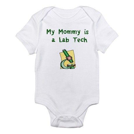 1727189374 CafePress Occupational Therapist Like Mommy Baby Bodysuit