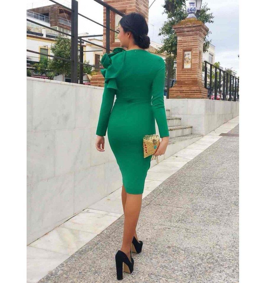 Vestido Flor M.T. | Invitada perfecta | Mariquita Trasquilá