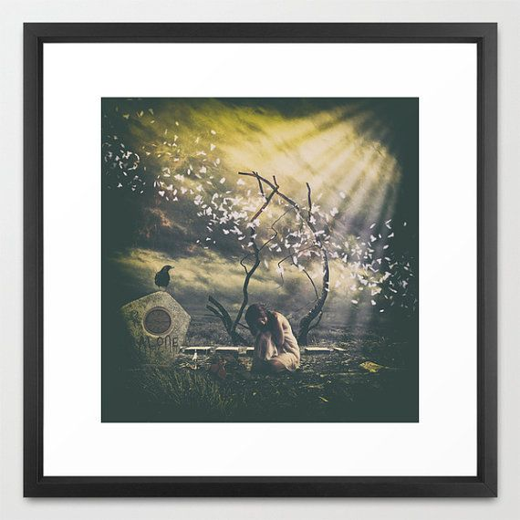 Hey, I found this really awesome Etsy listing at https://www.etsy.com/listing/217741025/art-print-wall-art-surreal-and-retro