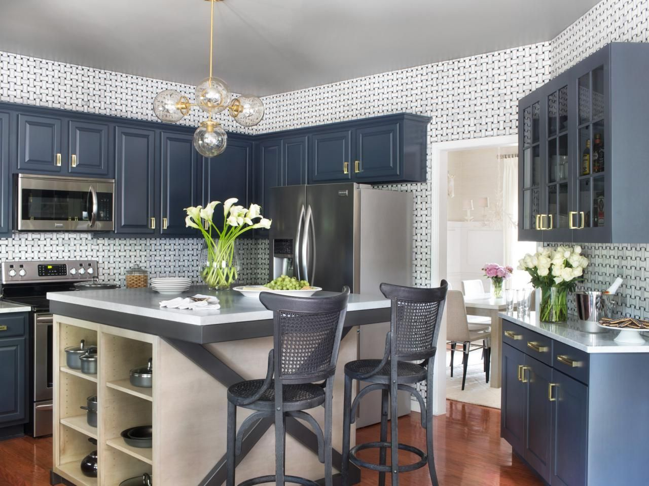 Simple Ways to Revamp Your Kitchen   Higher design, Work surface and ...