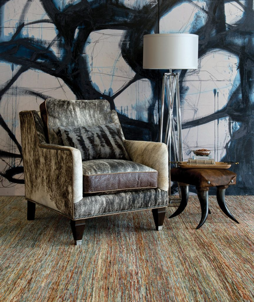 Shop The Look: Artistic Seating Area | Rustic Western Furniture Store