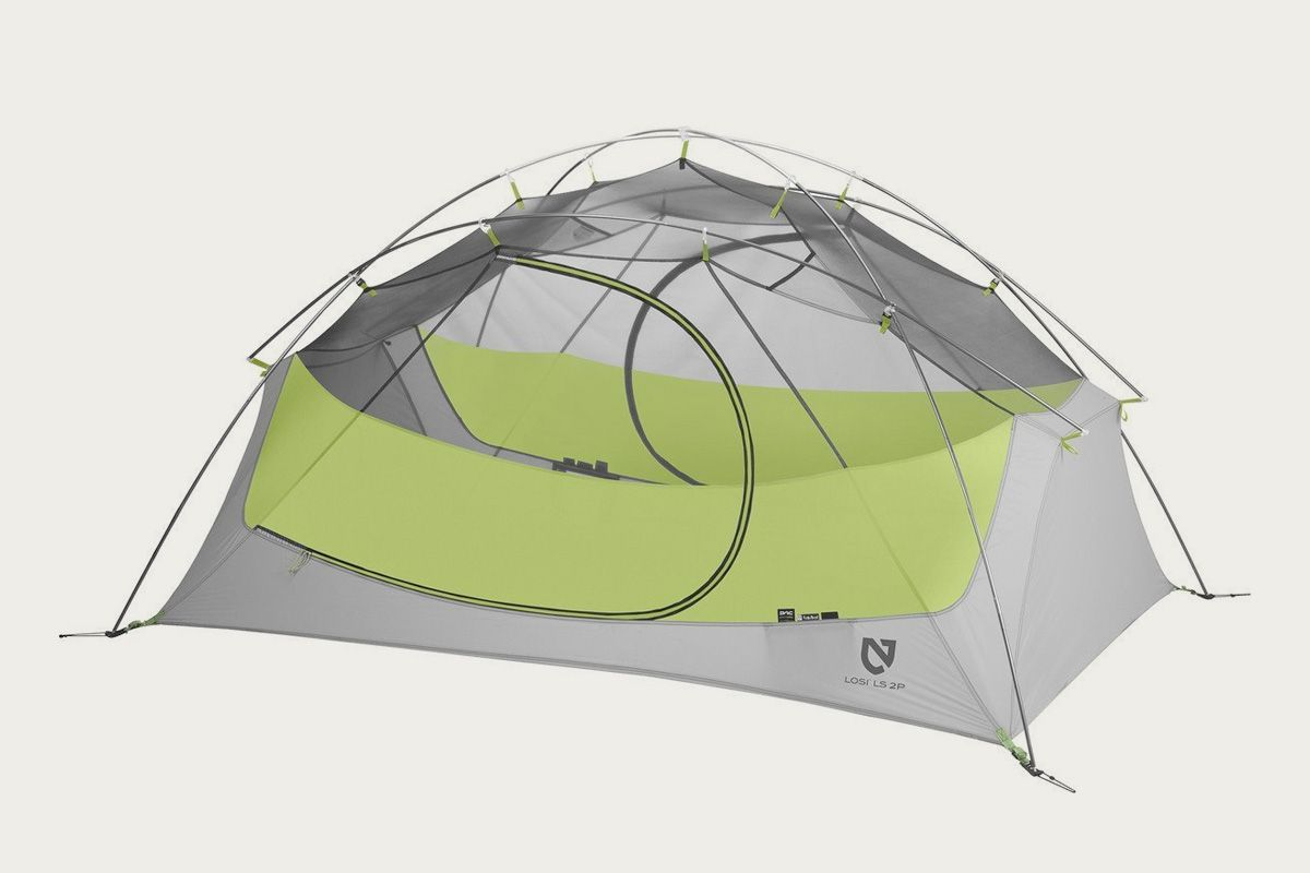 Lightweight three seasons tent. & NEMO LOSI LS 2P BACKPACKING TENT. Lightweight three seasons tent ...