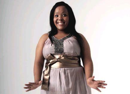 Tumi Morake (comedian, actress / humoriste, actrice) | WOMAN