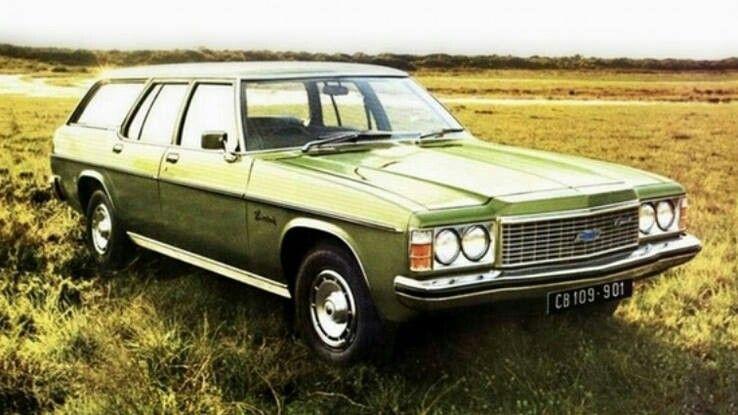 Chevrolet Constantia 1976 1982 South Africa Chevrolet