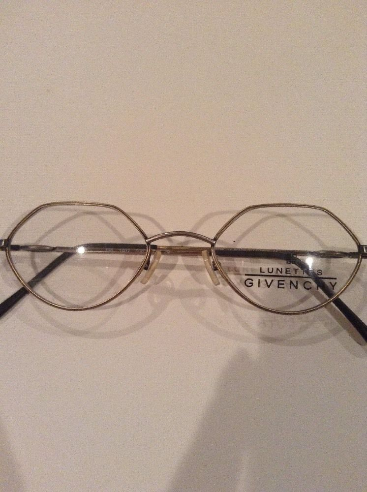Givenchy Vintage Eyeglasses Round Color Size 47-20 #Round ...