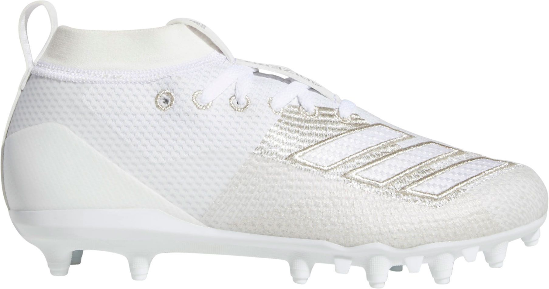 d0d09511077df adidas Kids  adizero 8.0 Burner Football Cleats