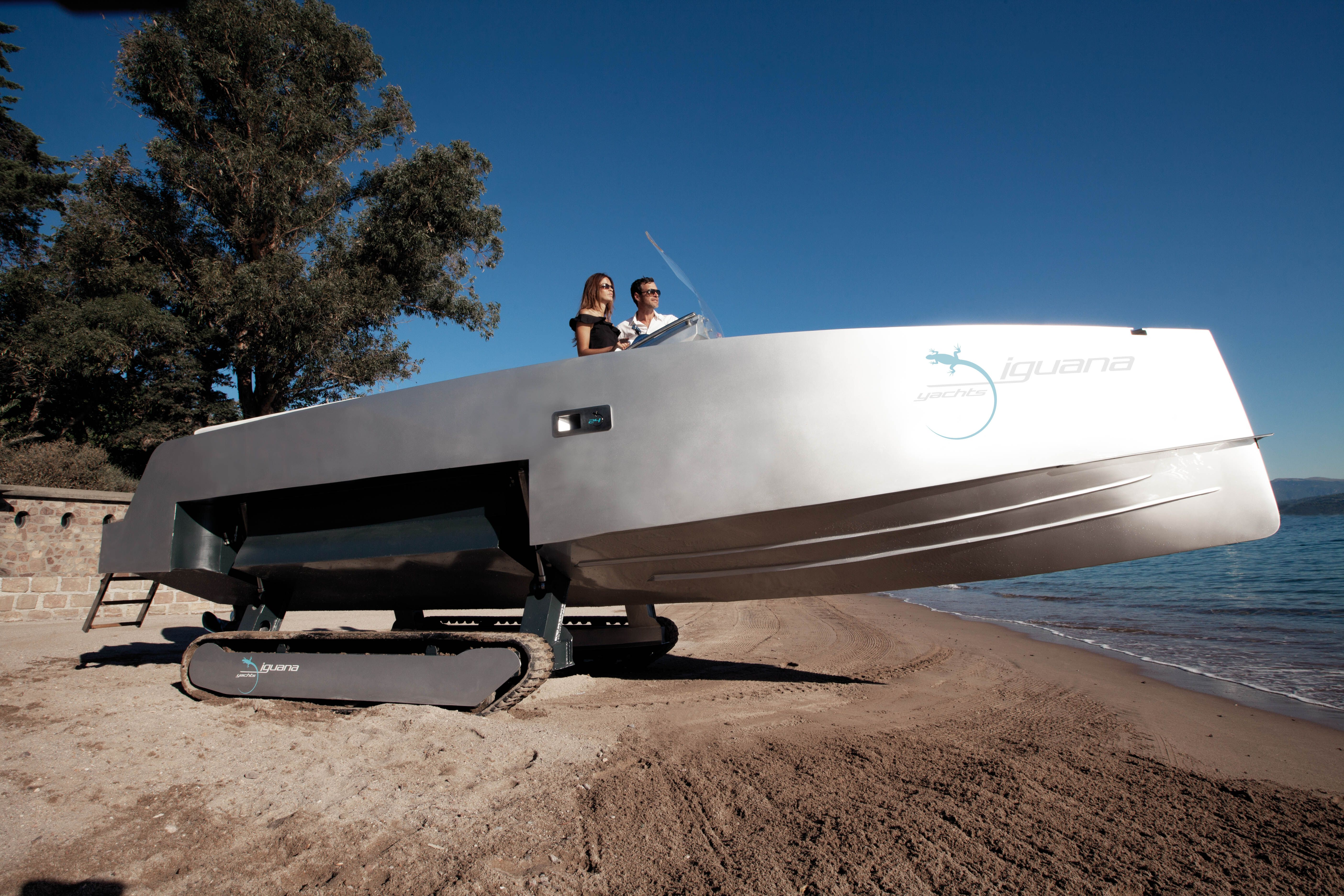 IIguana Yachts are equipping high performance boats with
