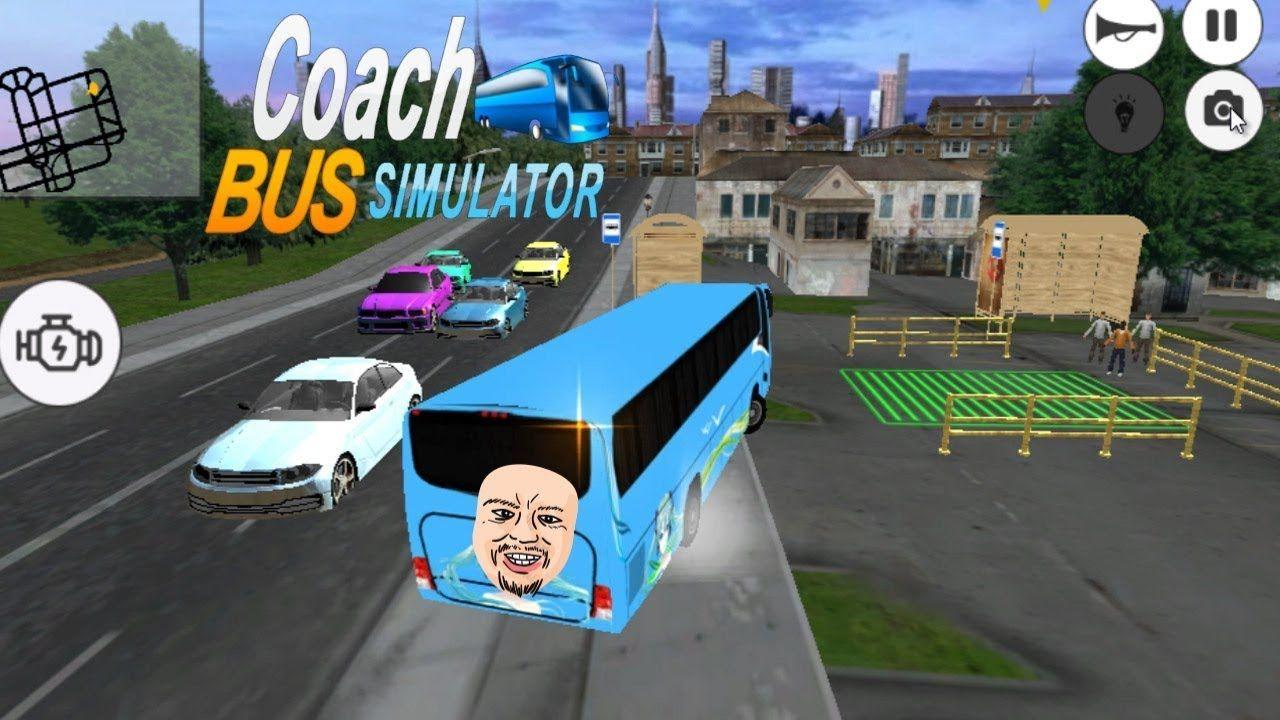 (Y8) Coach Bus Simulator Driving Games, Y8 New Games, Y8