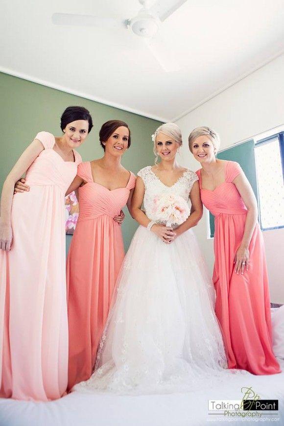 Real Weddings - mixbridal.com | Bridesmaids | Pinterest | Rehearsal ...