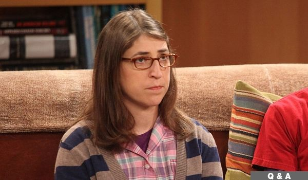Amy Farrah Fowler  who else  could touch the  heart of Sheldon