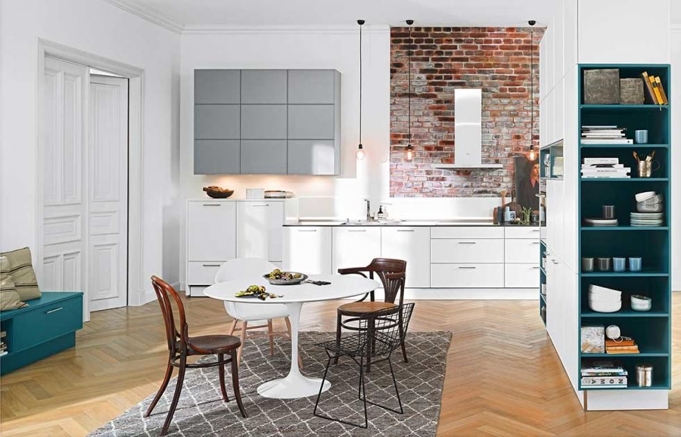 Küchenplanung mit mittlerem Budget Mitten im Leben Küche  - schöner wohnen küche