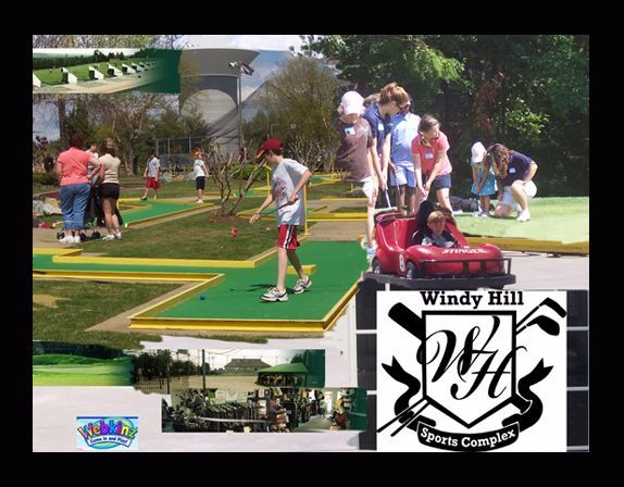 Weekend family fun at Windy Hill Sports Complex! #RVA