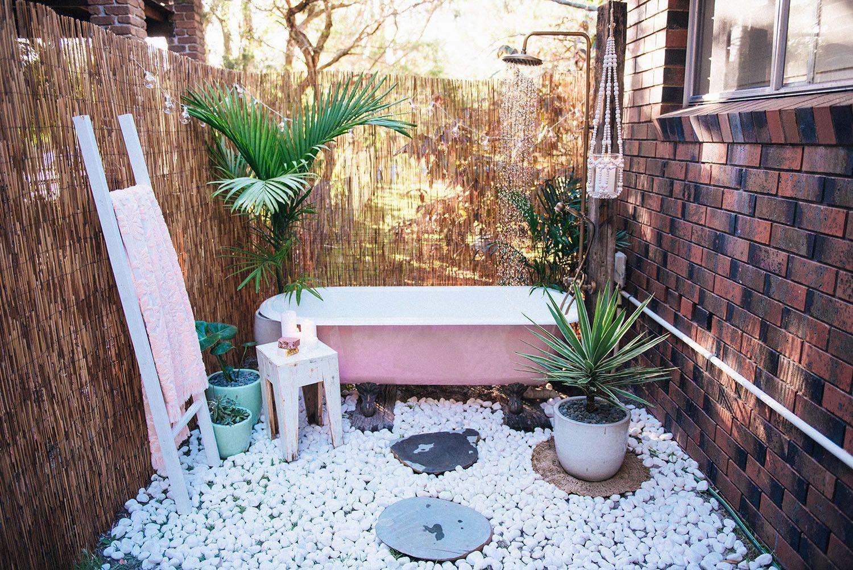 Spell Designs Diy Outdoor Bath Outdoor Baths Outdoor Bathtub