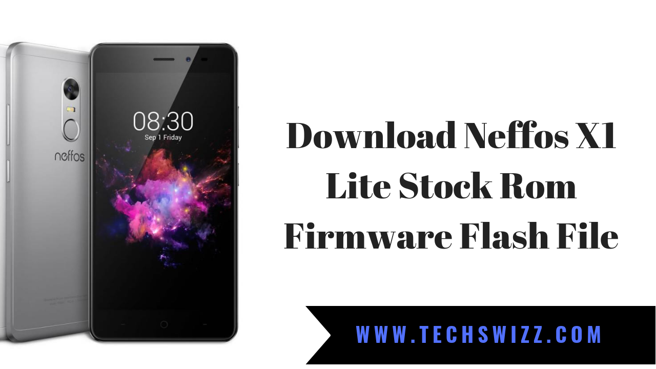 Download Neffos X1 Lite Stock Rom Firmware Flash File