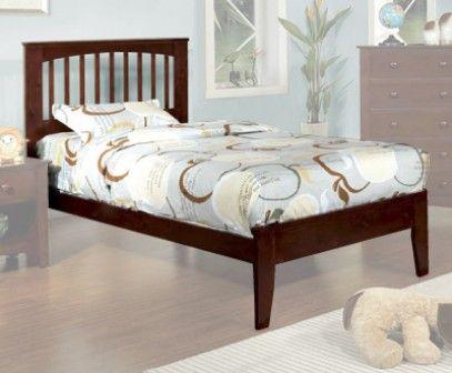 Justo lo que su habitación necesita es la cama individual elaborada ...