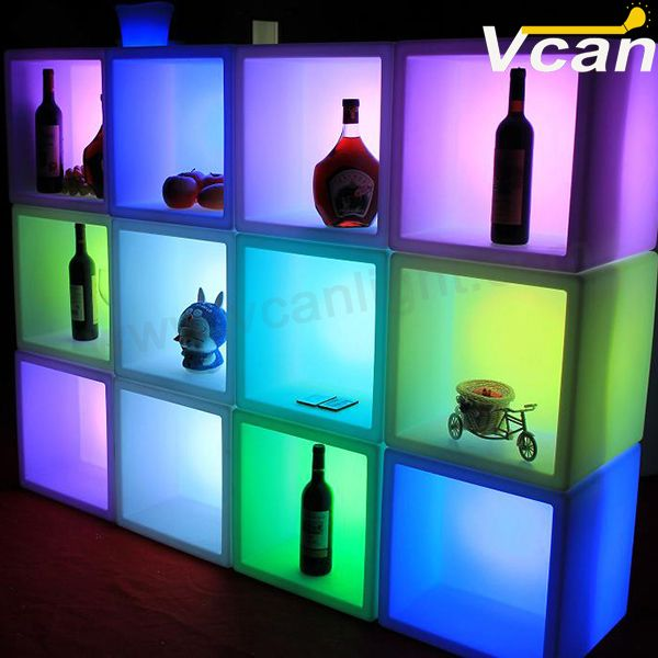 LED light box shelf Google Search Vapourohm design Pinterest