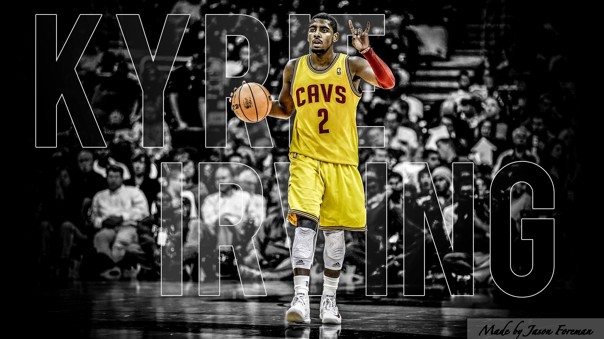 kyrie irving wallpaper full hd Irving wallpapers, Kyrie