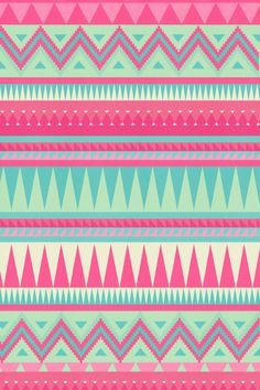 Tumblr Colorful Pattern Wallpaper