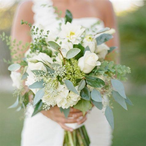 Rustic Wedding Flower Bouquet Bridal
