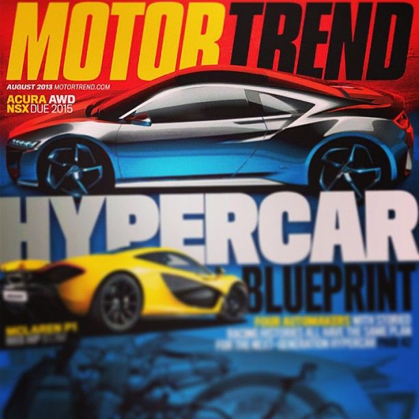 Make Sure To Pick Up The #august Issue Of #motortrend