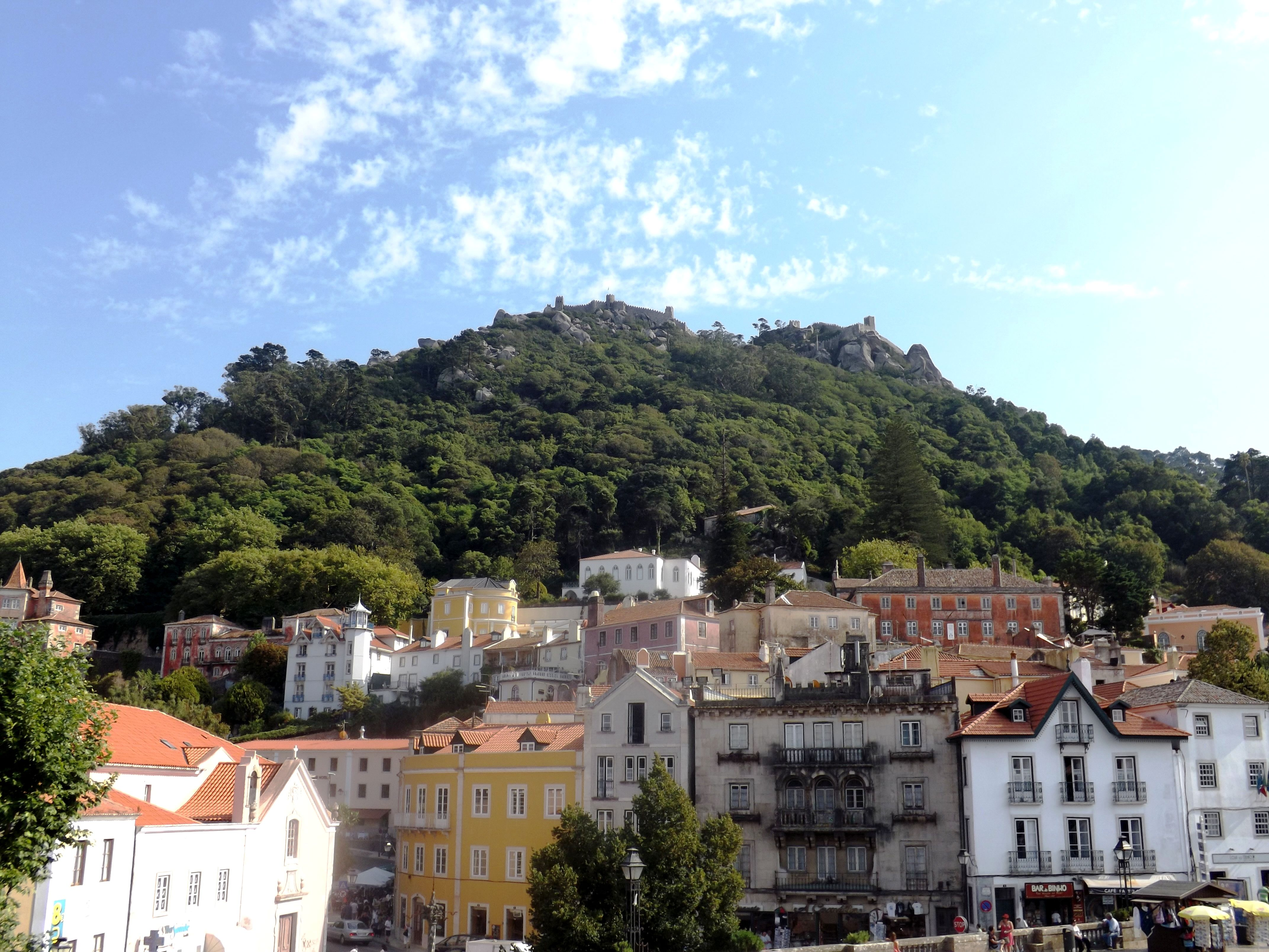 Vila de Sintra, Lisboa, Portugal