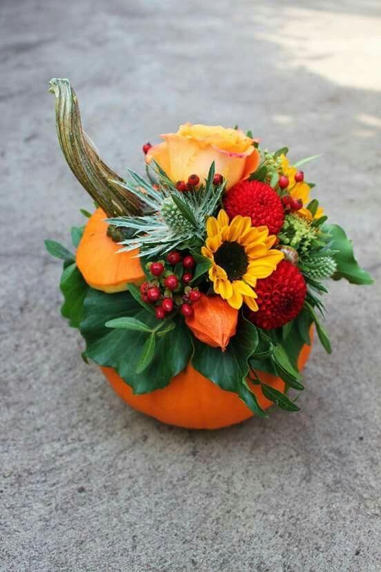 5b67a77323cea1baec851fe0c8632e38 Pumpkin Arrangements Pumpkin Floral Arrangements Pumpkin Flower