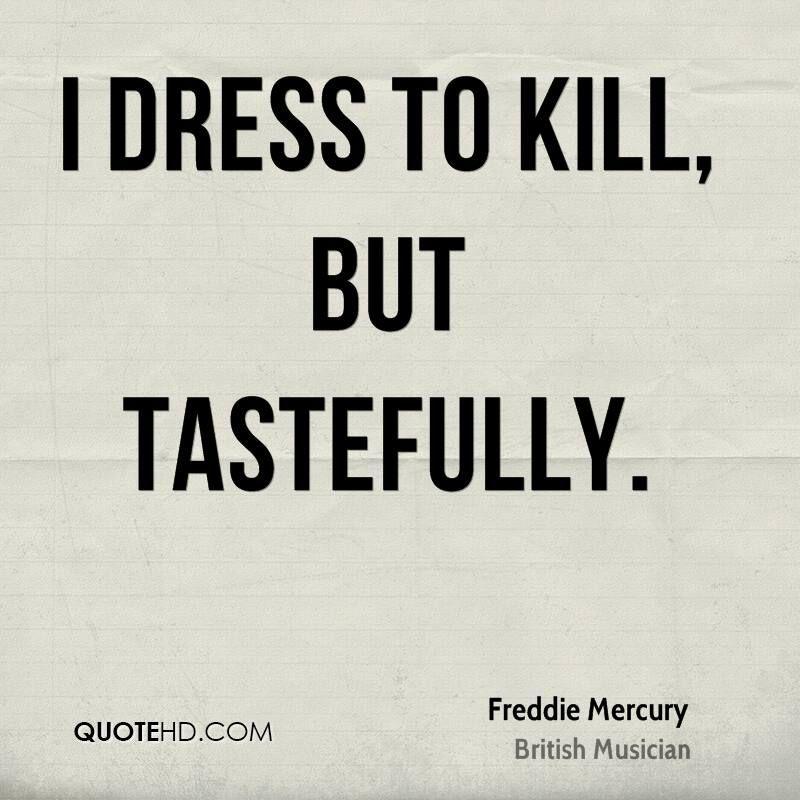 Freddie Mercury Quote shared from www.quotehd.com #freddiemercuryquotes