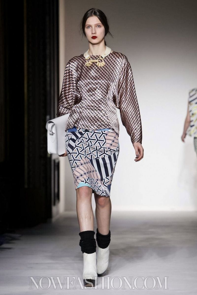 Basso and Brooke Ready To Wear Fall Winter 2012 London - NOWFASHION