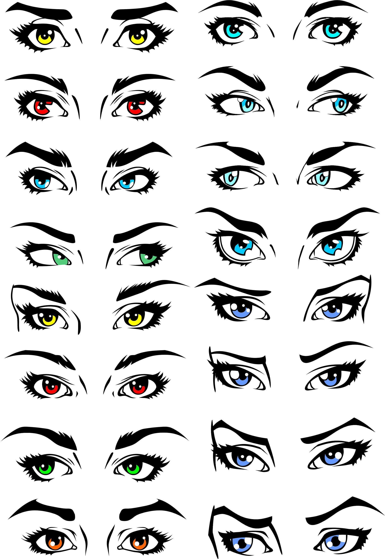 Pin On Eye Drawing