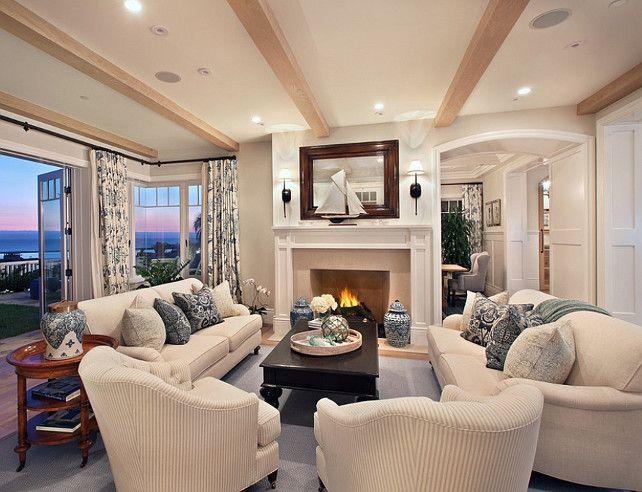 Living Room Furniture Layout #swisscoffeebenjaminmoore
