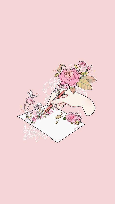 Get Pink Aesthetic Lockscreen Aesthetic Tumblr Wallpaper Iphone Pics