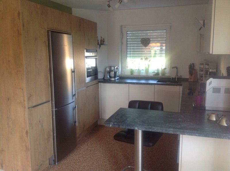 Unsere neue Küche ist fertig Der Hersteller ist ProNorm - moderne kuche