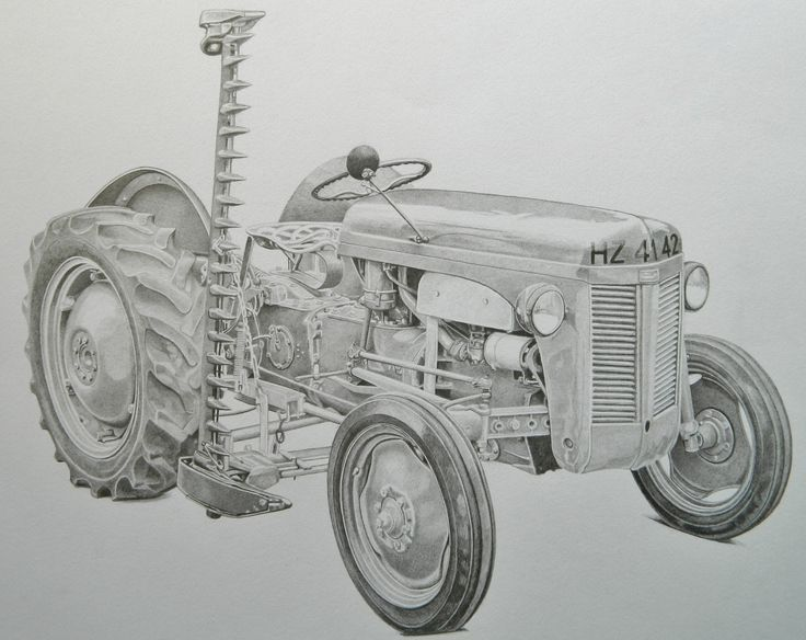International Tractor Tattoo Designs : Pin by terri foster on sketches pinterest tractor and