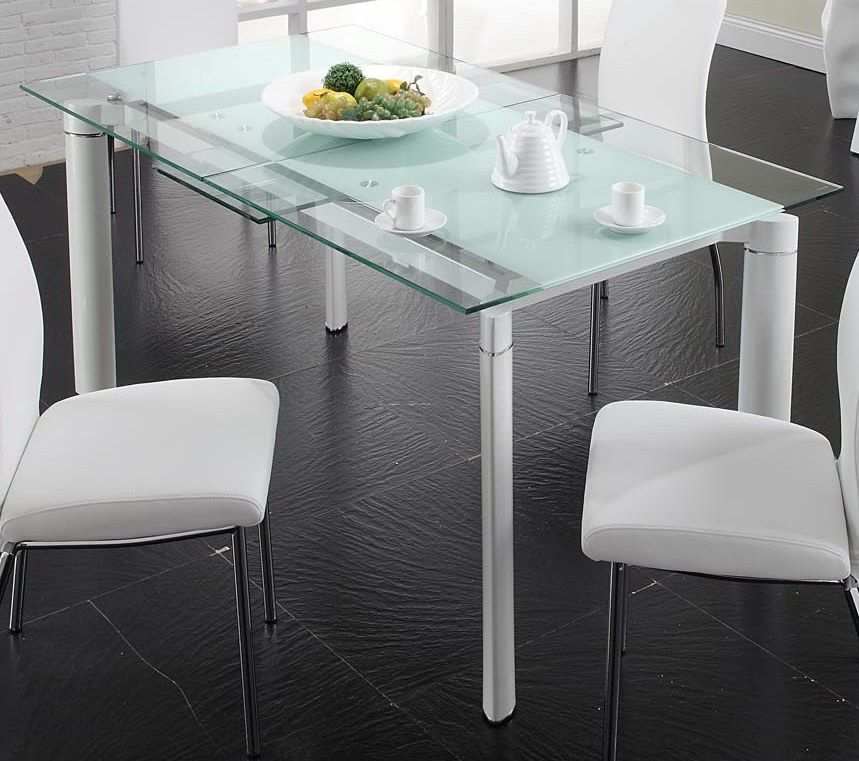 Chemistry White Dining Table by Creative Furniture White