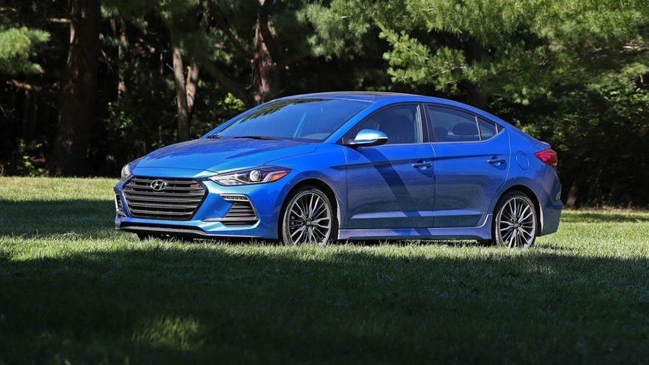 2018 HYUNDAI ELANTRA GT SPORT QUICK TAKE NOT QUITE A HOT
