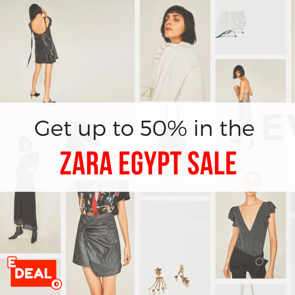 Get Up To 60 Off In The Zara Egypt Sale Edealo Zara Egypt Zara Get Up