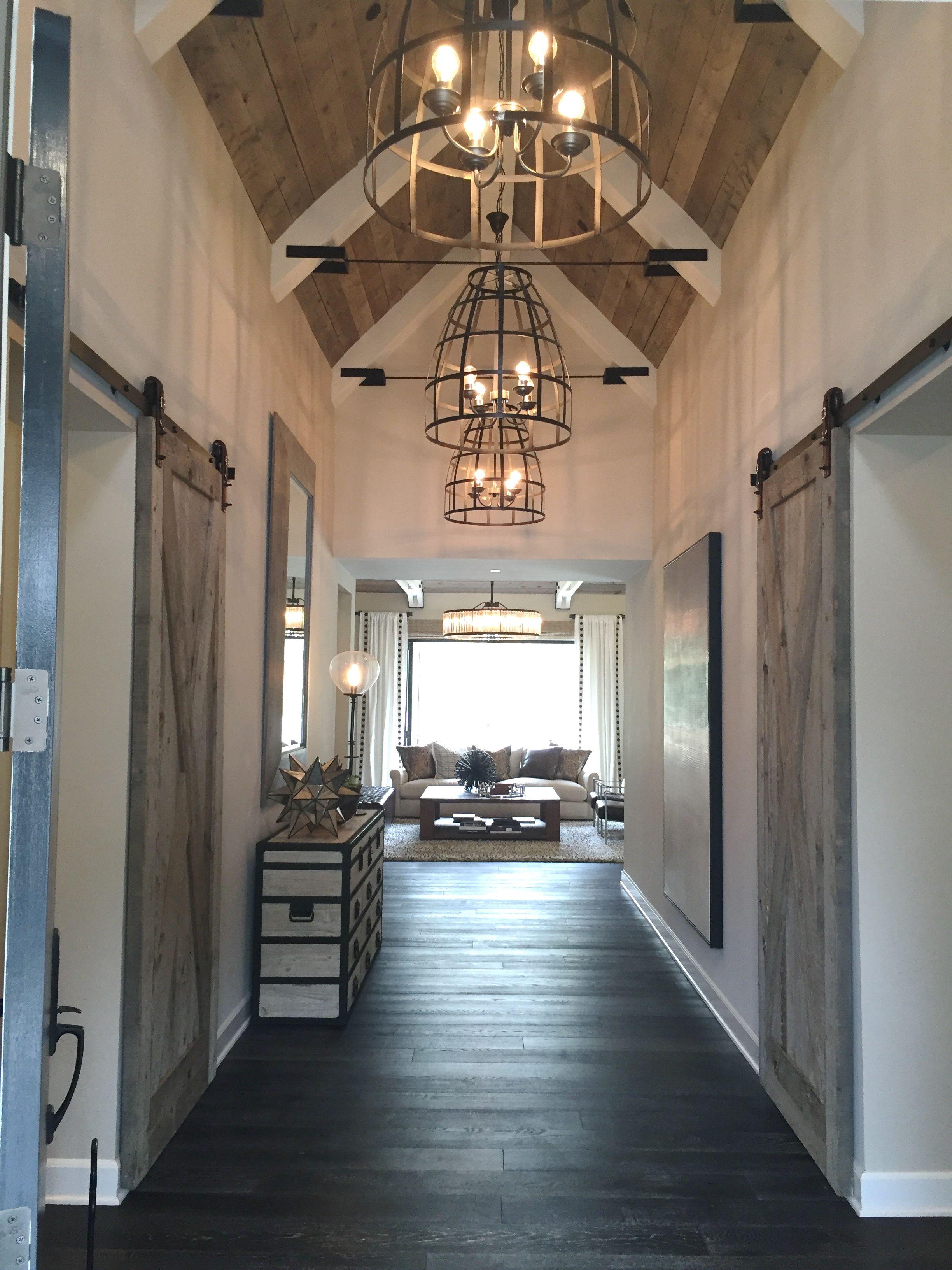 Create the design of your Barndominium Interior or let Barnd