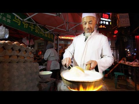 Muslim Chinese Street Food Tour In Islamic China Best Halal Food And Islam Food In China Youtube Halal Recipes Chinese Street Food Asian Street Food