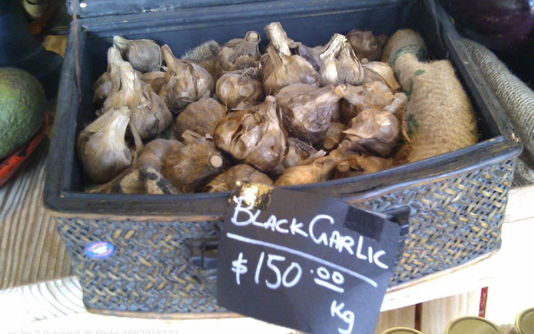 Black garlics history uses and diy preparation black