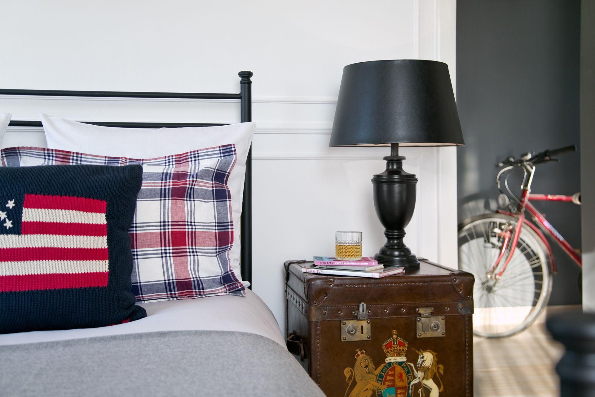 Modern Loft   Bedroom Detail