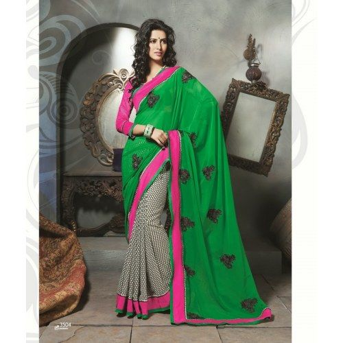 Sensational Sizzling Saree MJ 546 17235 - Online Shopping for Designer Sarees by India saree mart